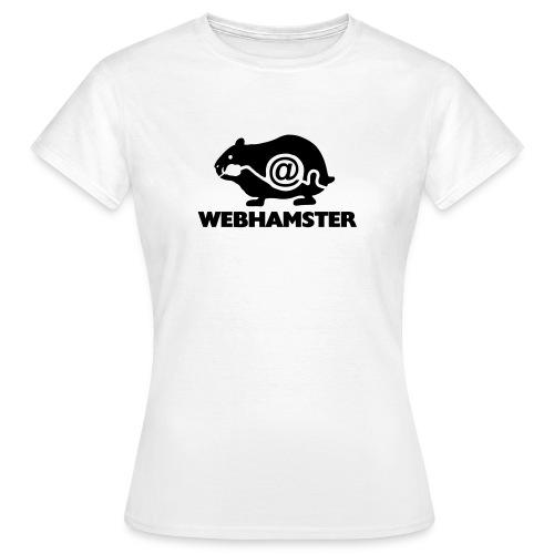 Webhamster - femme - T-shirt Femme