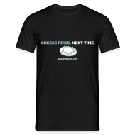 T-Shirts ~ Men's T-Shirt ~ CHEESE FRIES
