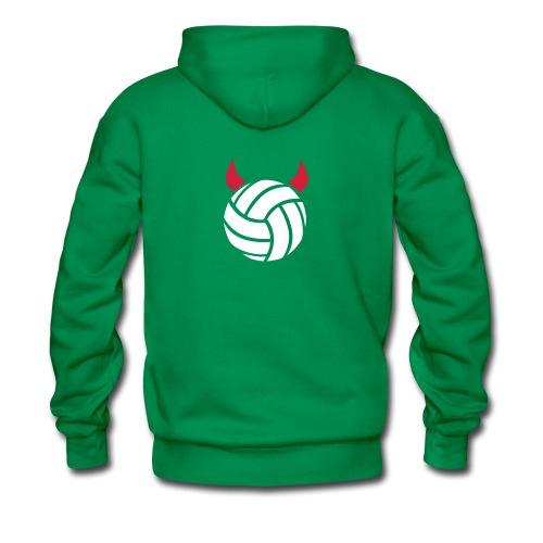 sudadera fútbol - Sudadera con capucha premium para hombre