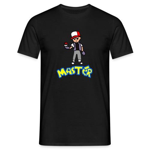Pokémon Master - Men's T-Shirt