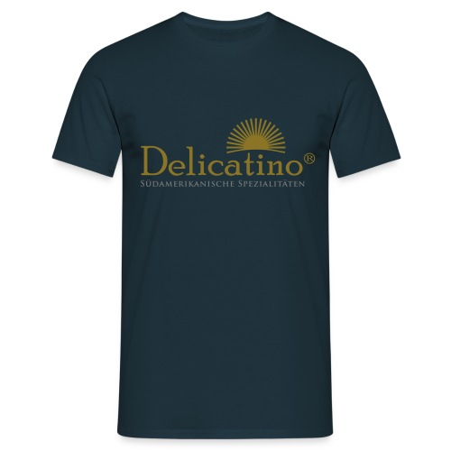 Shirt Delicatino gold - Männer T-Shirt