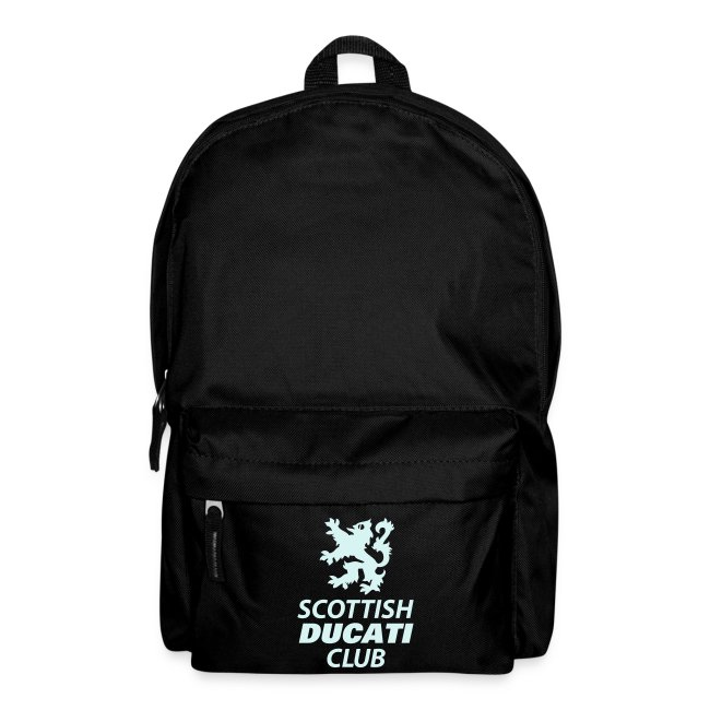 SDC backpack (reflective)