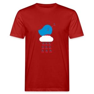 Cherry Bird  - Männer Bio-T-Shirt