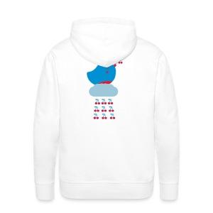 Cherry Bird - Männer Premium Hoodie