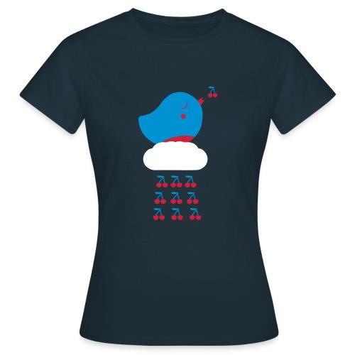 Cherry Bird - Frauen T-Shirt