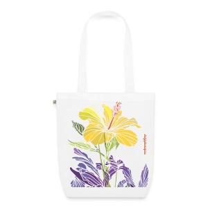 Floral Pacificos - Bolsa de tela ecológica