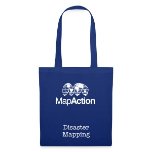 Geodata Tote - Tote Bag