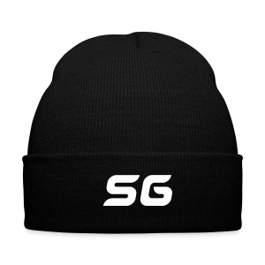 SG.de Beanie BLK - Winter Hat