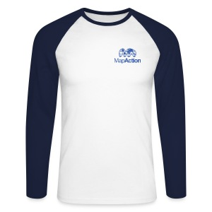 Bar Navigator Shirt - Men's Long Sleeve Baseball T-Shirt