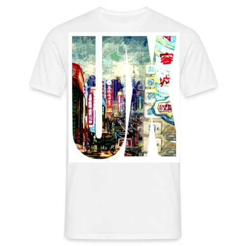 UX - Men's T-Shirt