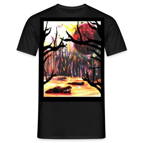 Alligator - Men's T-Shirt