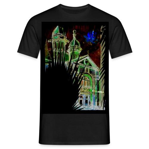 Temple of Dreams - Men's T-Shirt