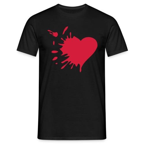 Corazón - Camiseta hombre