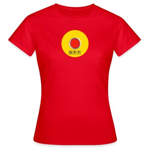 Off - Maglietta da donna