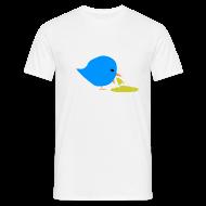 T-Shirts ~ Männer T-Shirt ~ Kotzevogel