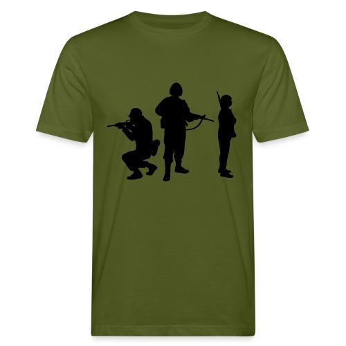 SCOFERS- LEŚNI CHŁOPCY - Ekologiczna koszulka męska