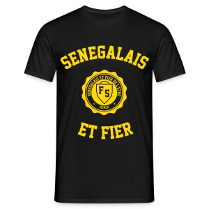 SENEGAL - T-shirt Homme