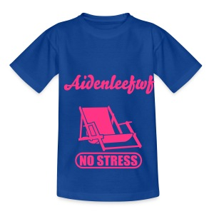 No-Stress T-Shirt  - Teenage T-shirt