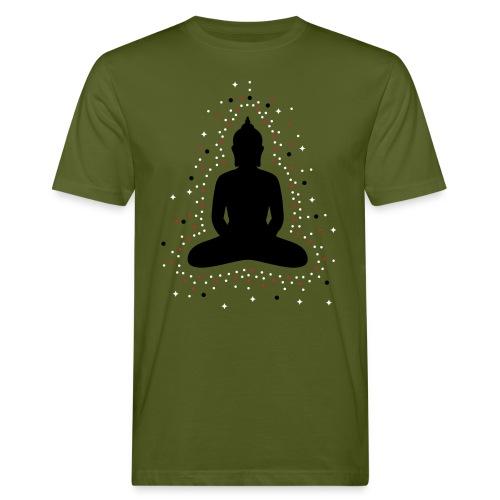 Budda Aura Men's Organic T-Shirt - Men's Organic T-Shirt