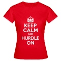 Keep Calm and Hurdle On