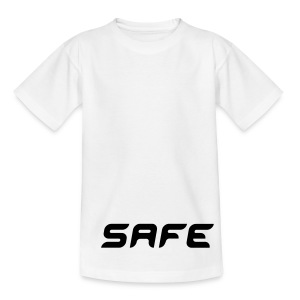 safe tee - Teenage T-shirt