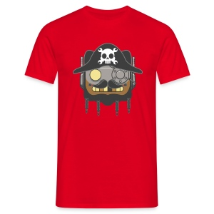 Scurvy Seadroid Men's - Men's T-Shirt