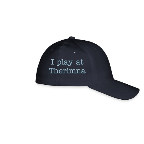 Flexfit Baseball Cap - I play at Therimna Cap