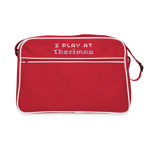 Retro Bag - I play at therimna Shoulder bag