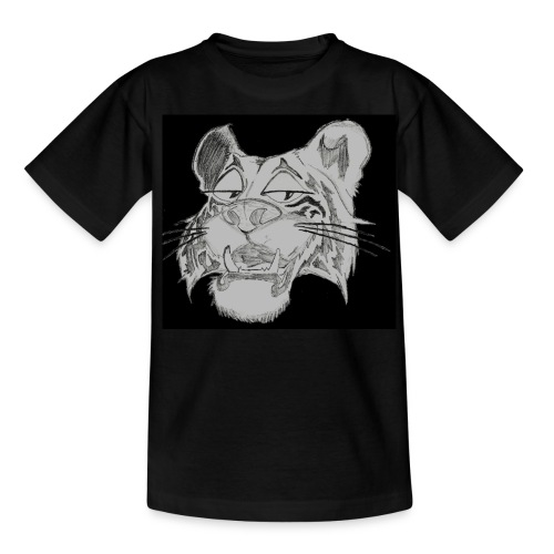 Tiger (Child) - Teenager T-Shirt