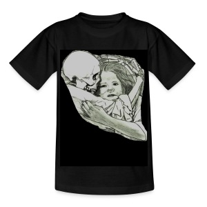 Child & Bones (Child) - Teenager T-Shirt
