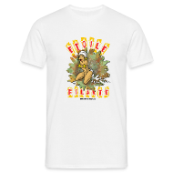 Tee shirts ~ Tee shirt Homme ~ Etoile filante - blanc