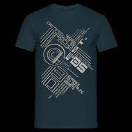 T-Shirts ~ Men's T-Shirt ~ Detailing World 'Tech One' Dual Sided T-Shirt