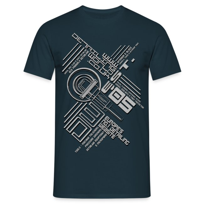 Detailing World 'Tech One' Dual Sided T-Shirt