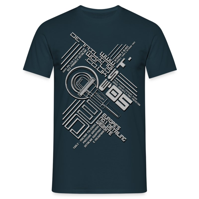 Detailing World 'Tech One' Dual Sided T-Shirt - Men's T-Shirt