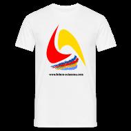 Tee shirts ~ Tee shirt Homme ~ Futura-Sciences - blanc