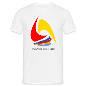 Futura-Sciences - blanc - T-shirt Homme