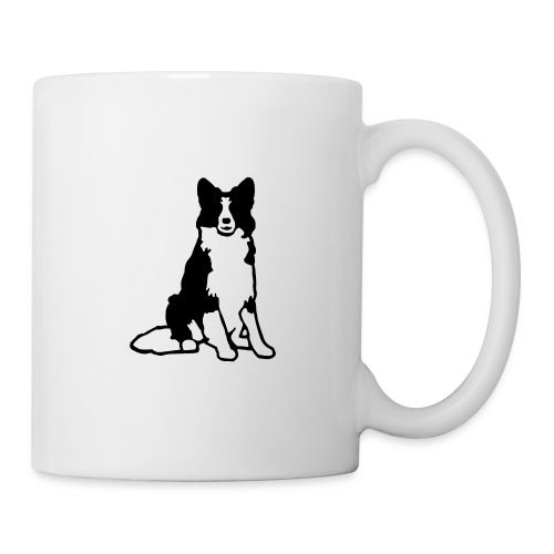 border collie mug - Mug