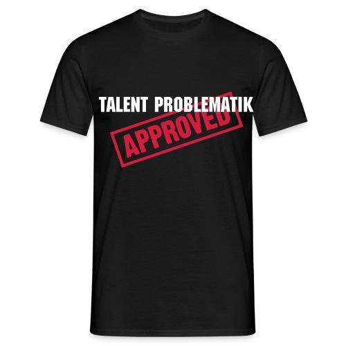 Tee-shirt officiel Talent Problematik - T-shirt Homme