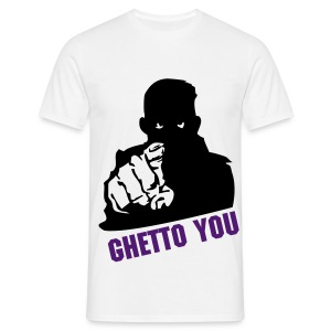 Tee-shirt GETTHO YOU - T-shirt Homme