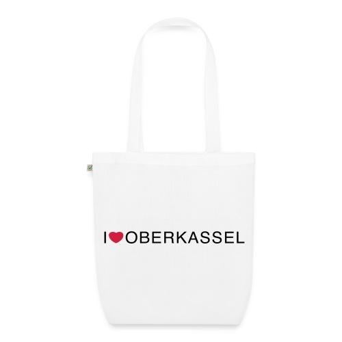 i LOVE OBERKASSEL - Die Tragetasche - Bio-Stoffbeutel