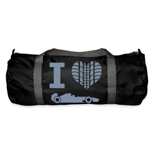 'I Heart Formula 1' Duffel Bag - Duffel Bag