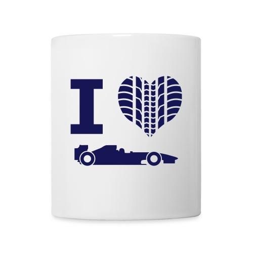 'I Heart Formula 1' Mug - Mug