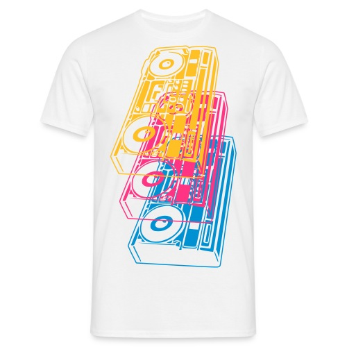 Tapes - Men's T-Shirt