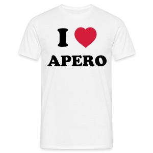 I LOVE APERO - T-shirt Homme