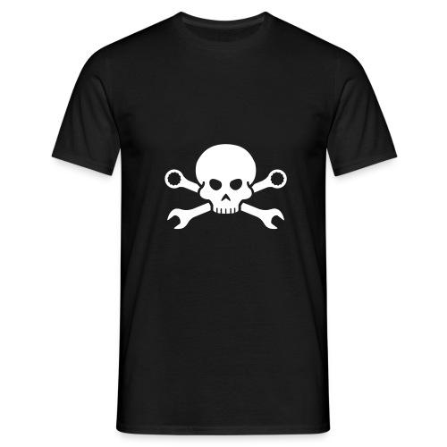 Meccanico - Maglietta da uomo