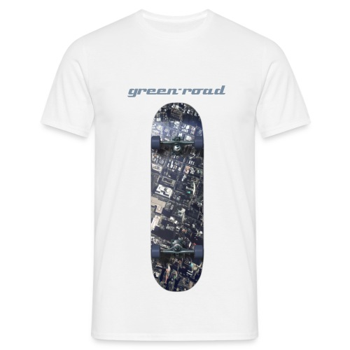 Green-road / Urban - T-shirt Homme