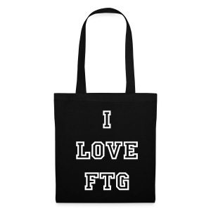 I Love FTG Sac - Tote Bag
