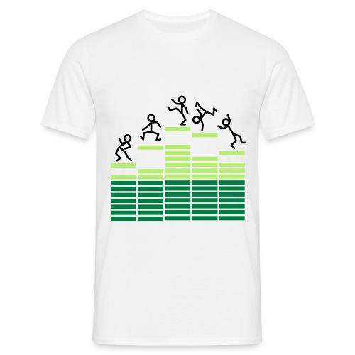 Stylisches S.B Designer Shirt - Männer T-Shirt