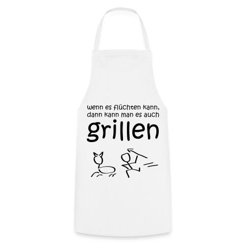Stylisches S.B Designer Shirt - Kochschürze