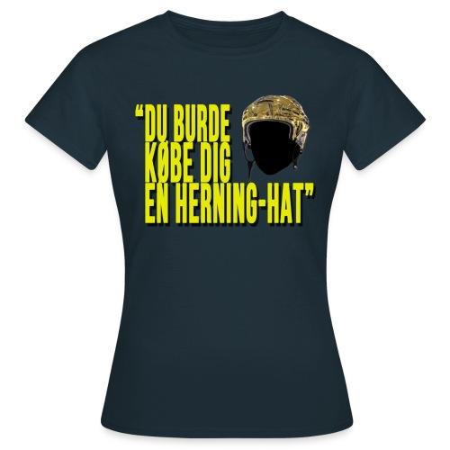 Herning-Hat - Dame-T-shirt